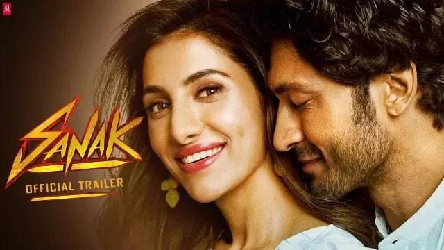 Sanak Full Movie Download Leaked by Filmywap