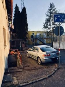 Armen-Siedlung Pforzheim