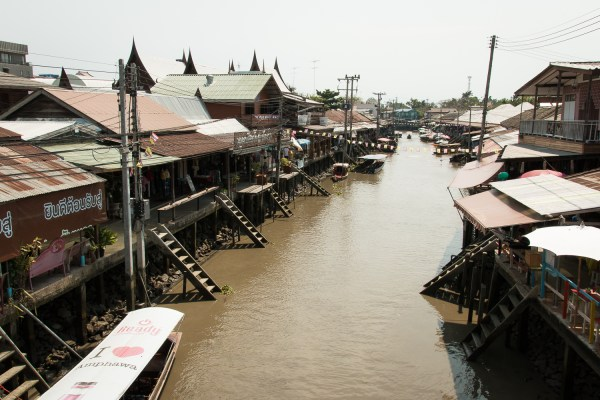 Travelguide Bangkok | Floating Markets | seelenschmeichelei.de