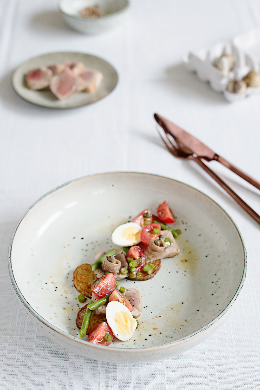 Salat Nicoise | seelenschmeichelei.de