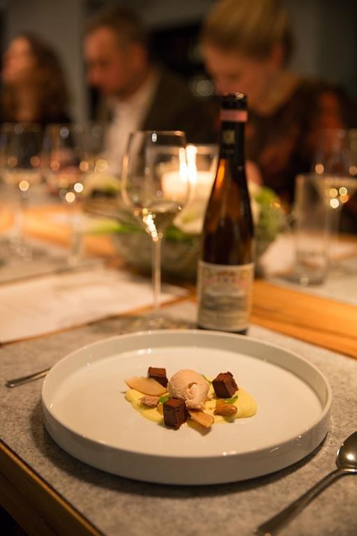 Highfoodality Supperclub bei Henkell | seelenschmeichelei.de