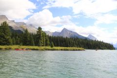 20 -Maligne Lake