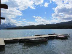 canada - 23-maligne-lake