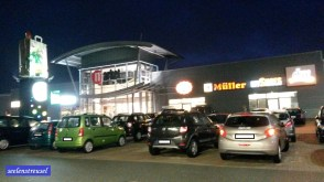 kleiner Shoppingausflug