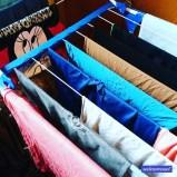 Hausfrauensachen. Minnie schaut zu. #pmdd20 #family #zusammenhelfen #wäscheaufhängen #feiertags