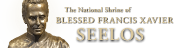 Logo for The National Shrine of Blessed Francis Xavier Seelos