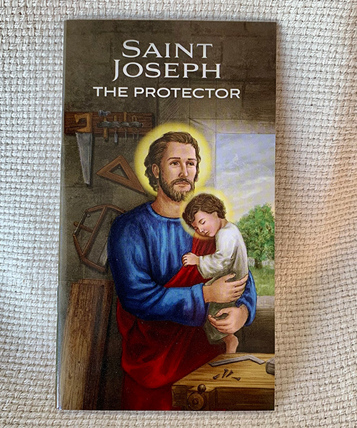 St. Joseph the Protector booklet