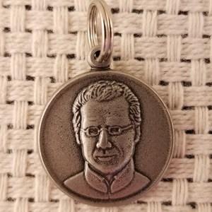 Round Nickel Seelos Medal