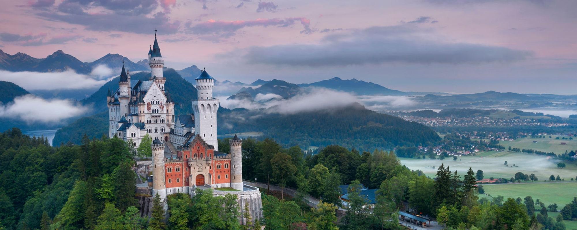 Alpine European Pilgrimage