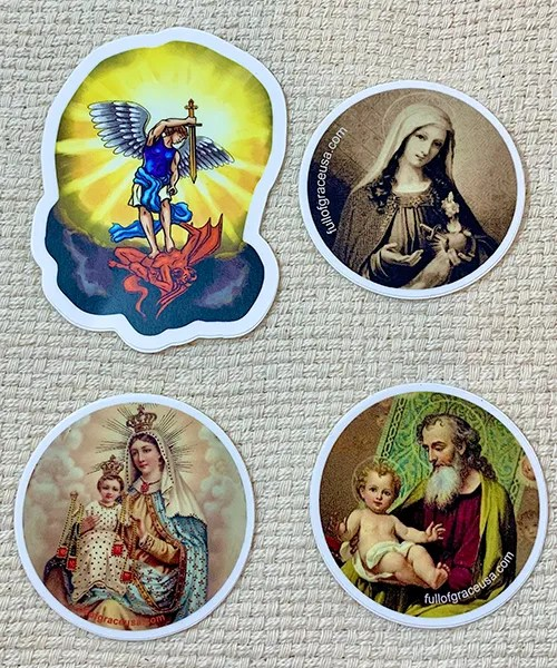 Religious Decal Stickers