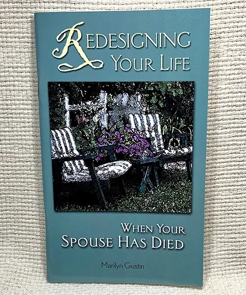 Redesigning Your Life booklet