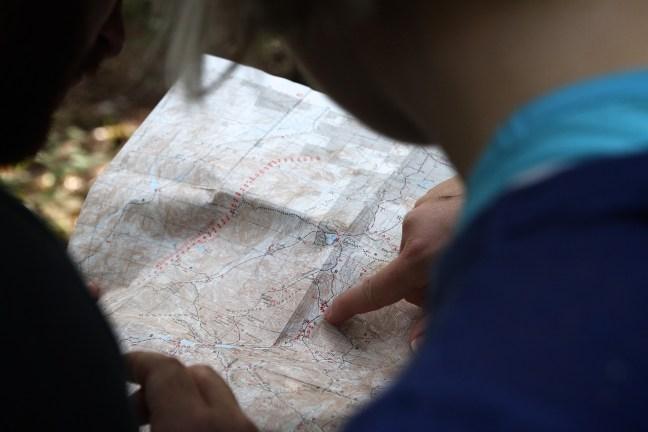 map for customer journey