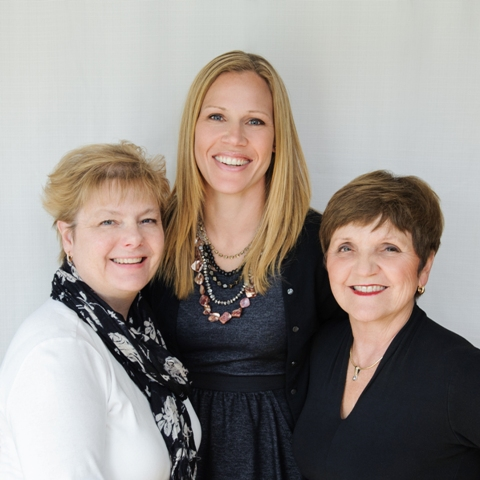 Jacci, Rachael & Lynn -- The See Team