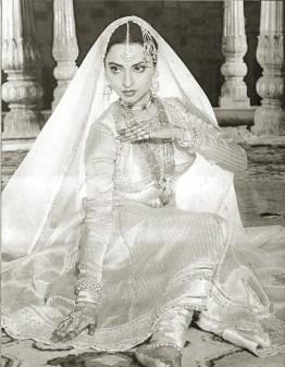 Bollywood Icon Rekha
