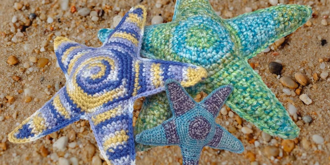 Free Crochet Softie Pattern – Starfish