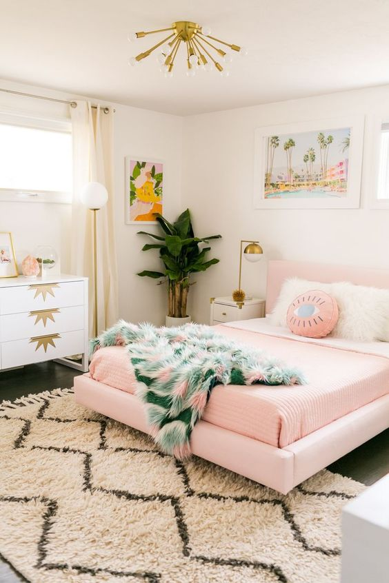 pink bedroom ideas to make your dream