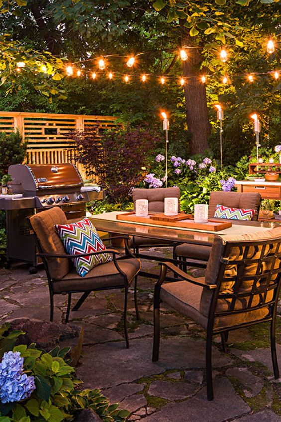 Cozy Backyard Ideas You Need to Copy and Get One - SeemHome on Cozy Patio Ideas id=61667