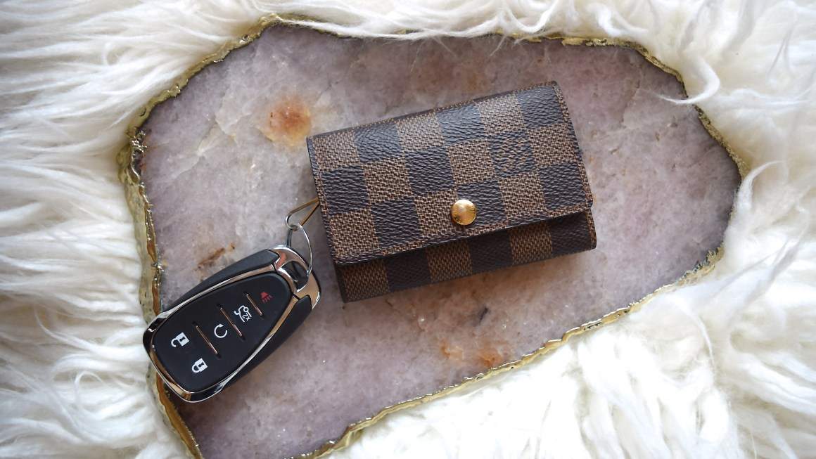 68edd218 My Small Leather Good MVP: A LV 6 Key Holder Review – See Molly Blog
