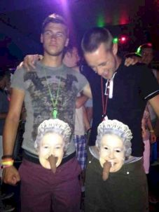 queen elizabeth gives okay to gay marriage - lets celebrate naked on the streets