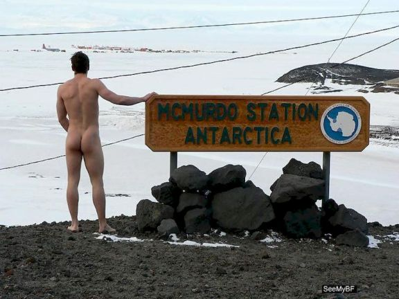 men naked in antartica pics