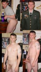 straight marine goes gay - amateur sex video