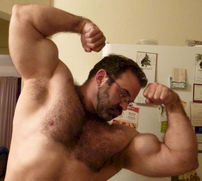 Mature straight bears first gay anal sex
