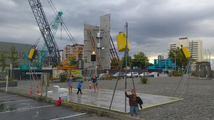 Dance-o-mat Christchurch