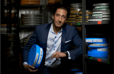 Adrien Brody is judging this year's contest.