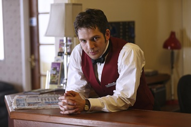 Damien Molony stars as Hal. Image: BBC/Touchpaper
