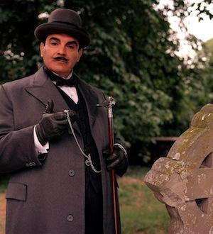 David Suchet as Poirot. Image: ITV