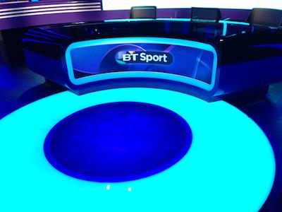 Bt Sport has helped BT deliver a strong quarterly result. Image: seenit.co.uk