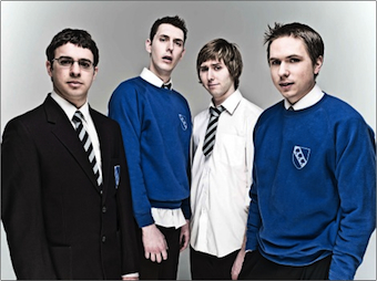 E4's Inbetweeners returns for a third series next month