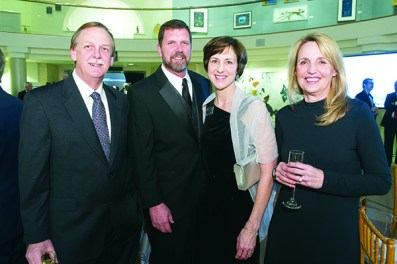 Steve Templeton of Birmingham, Dan Alessandrini and Jane Alessandrini, both of Livonia, and Ann Templeton of Birmingham