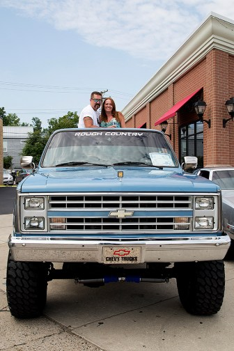 Dave and Leighanne Hensley, Clarkston