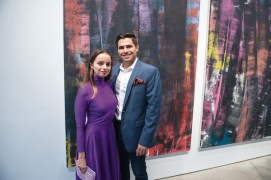 NS Gallery Opening for Terese Reyes jacob giampa photo 11