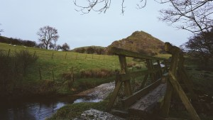 Hiking to Chrome Hill