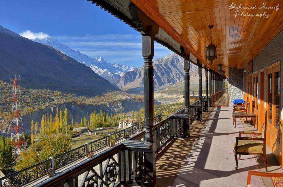 Hunza Embassy Hotel See Pakistan Tours