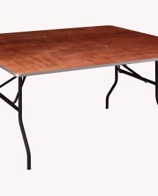 Table Carrée de 152 Cm