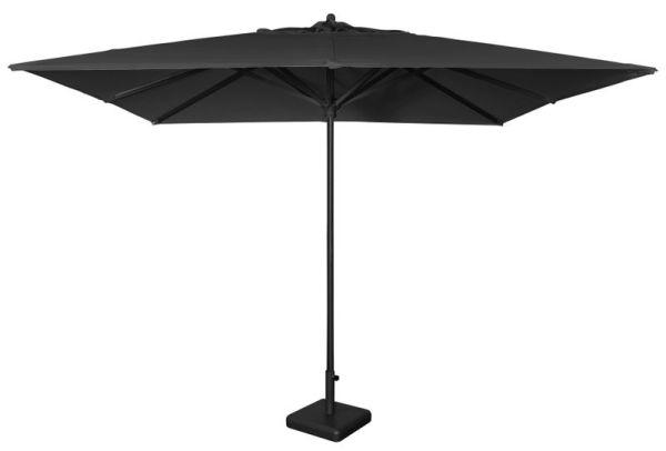 Parasol Noir carré