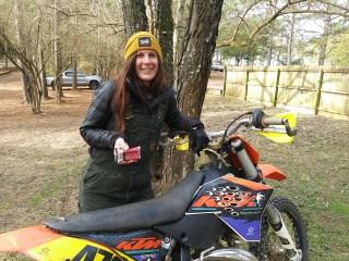 Kate's Real Food Bars for Hard Enduro Racing