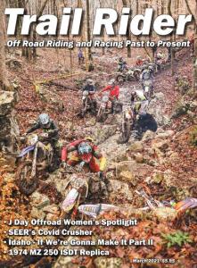 Trail Rider Covid Crusher