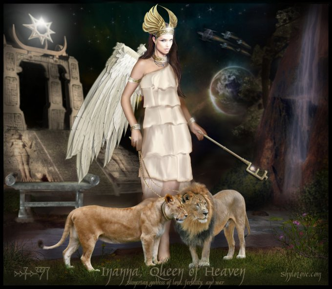 inanna___queen_of_heaven_by_shylolove-d82o2ea