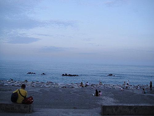 海洋之母啊,是生命的搖籃