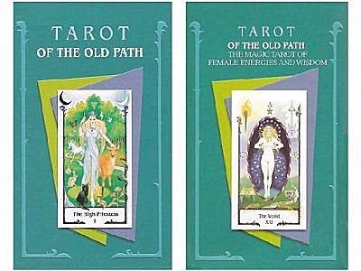 我最喜愛的塔羅牌-古徑塔羅The Tarot of the Old Path