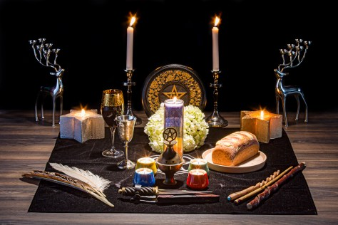 sabbats 太陽慶典 聖燭節 IMBOLC
