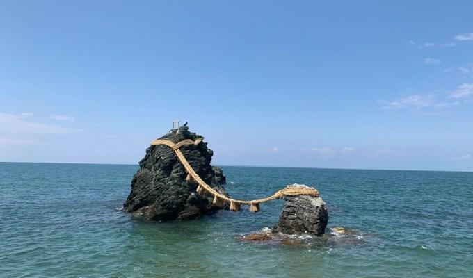 【2019夏季之旅】日本聖地巡禮紀錄/「神宮」參拜:外宮