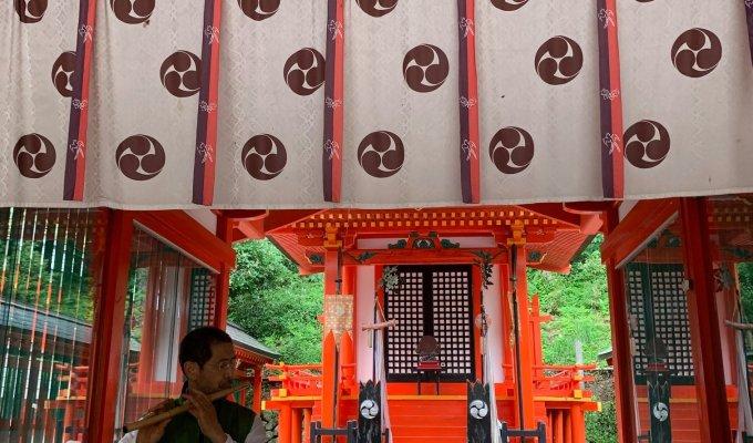 【2019夏季之旅】日本聖地巡禮紀錄/玉置神社