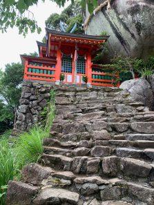 神倉神社以及琴引岩