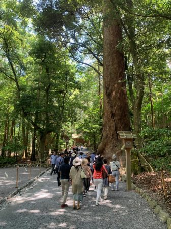 2019_SUMMER TRIP_伊勢神宮內宮_10