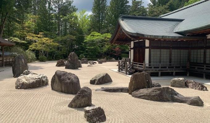 【2019夏季之旅】日本聖地巡禮紀錄/高野山 Day 2